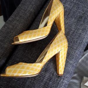 ⚡FLASH SALE⚡Yellow Heels